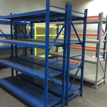 Heavy Duty Mezzanine Shelving for Industrial Warehouse Storage