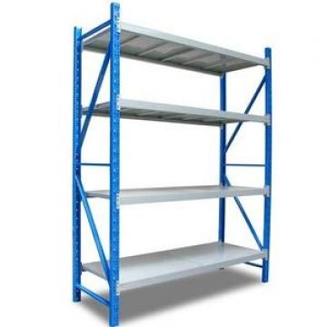 NSF & BSCI Certificate Adjustable 4 Tiers Commercial Heavy Duty Steel Warehouse Cargo Storage Wire Rack Shelf