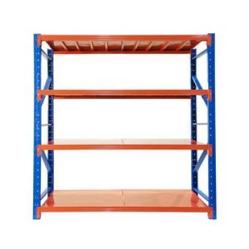 Industry Warehouse Metal Shelf Storage Rack System Steel Shelf