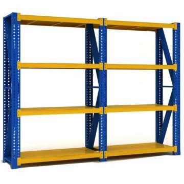 4 Tier Bookshelf Commerical Use Bookcase Modern Storage Rack Shelf Metal Display Stand