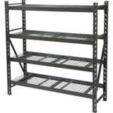 Good Capacity Bulk Storage Racks for Warehouse Medium Duty Rack Industrial Shelves Racking System